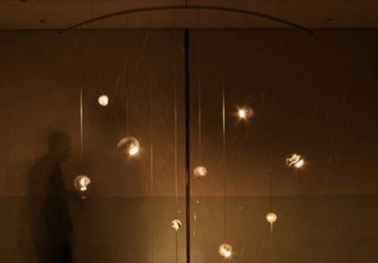 claylight chandelier