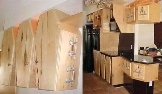 Great Kitchen Cabinets NOT SPAM Classic Horror Film Board Cool Spruce Up Kitchen Cabinets