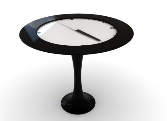 clock compass table 2