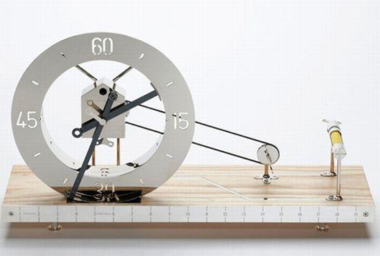 clock daniel weil