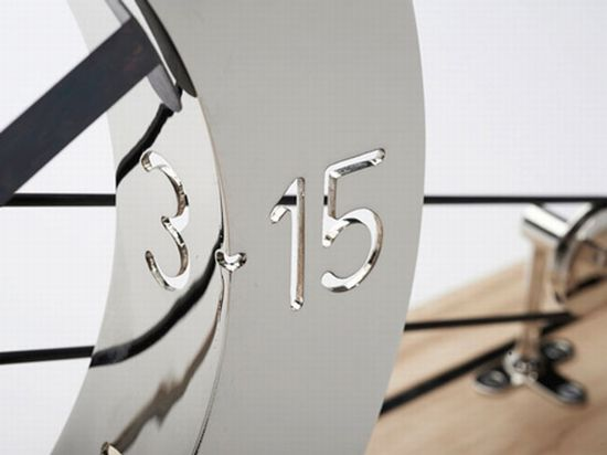clock for an architect by daniel weil 4