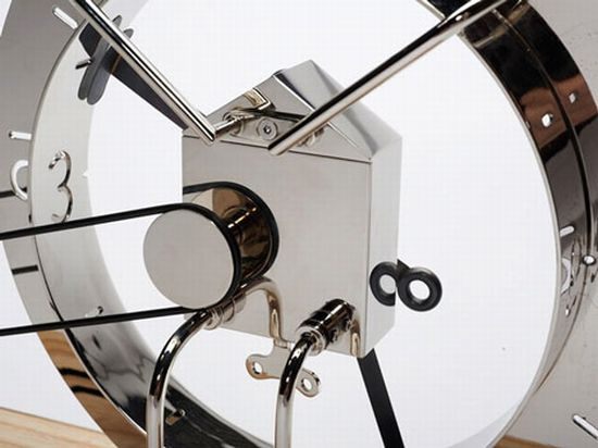 clock for an architect by daniel weil 5