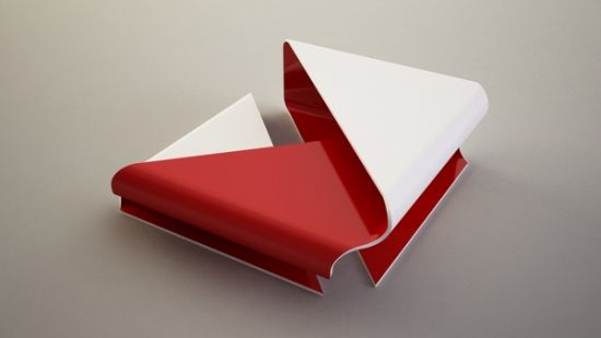 One Of The Best Creative Designers Svilen Gamolov Thought Out Box And Came Up With A Red White Coffee Table That Sitting In Any Modern Home Will
