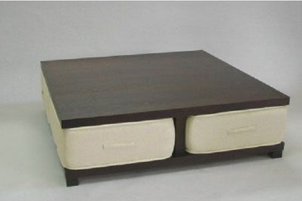 Coffee table with Ottomans