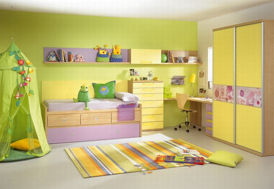 colorful kids room6