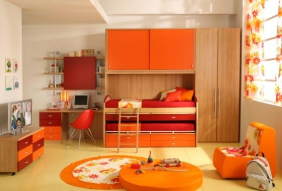 colorful kids room7