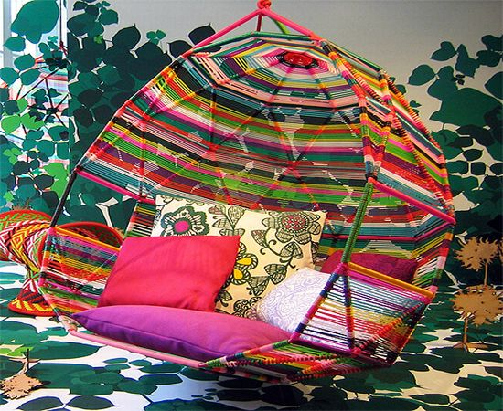 Embellish Your Outdoor Space With, Colorful Outdoor Furniture