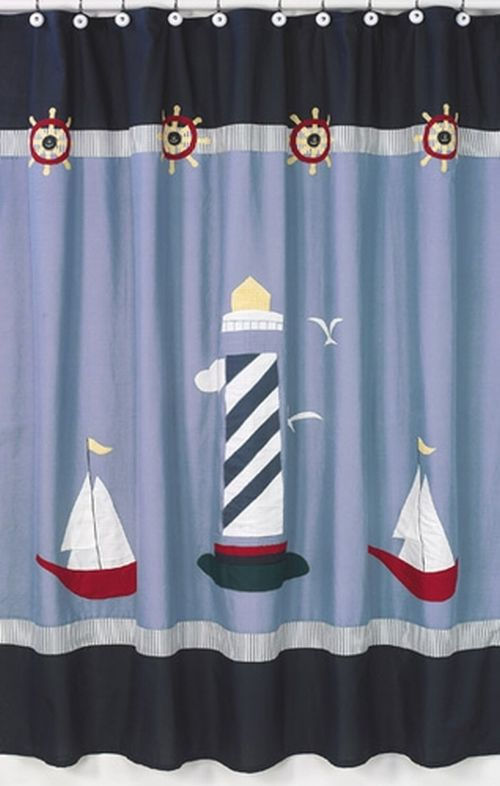 Designer shower curtains top 10 hometone home for Kids curtain fabric