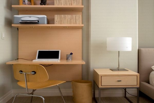 Compact Home Office Space