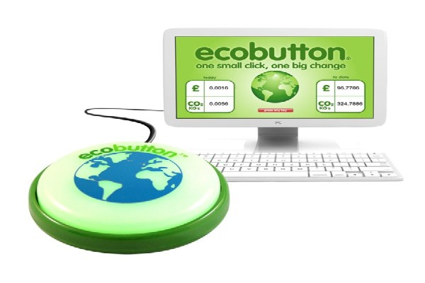Computer Eco Button