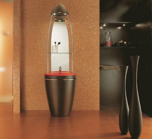 Contemporary Oval L'uovo Bathroom from Gimmegi :