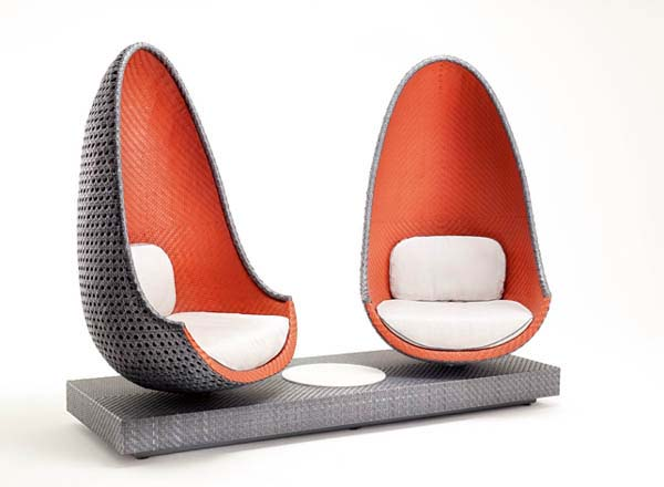 Contemporary Play Lounge Chair