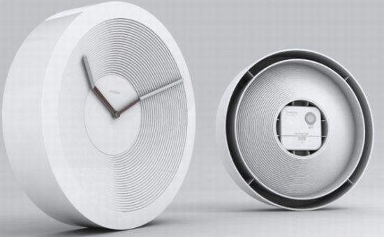 contour clock2