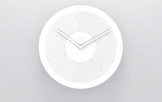 contour clock