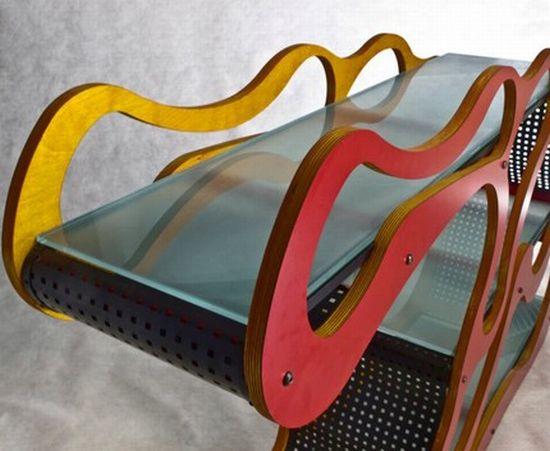 conveyor shelves4