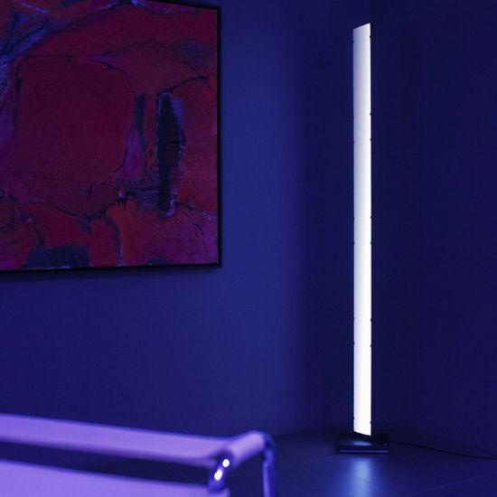 corner floor lamp interior lighting