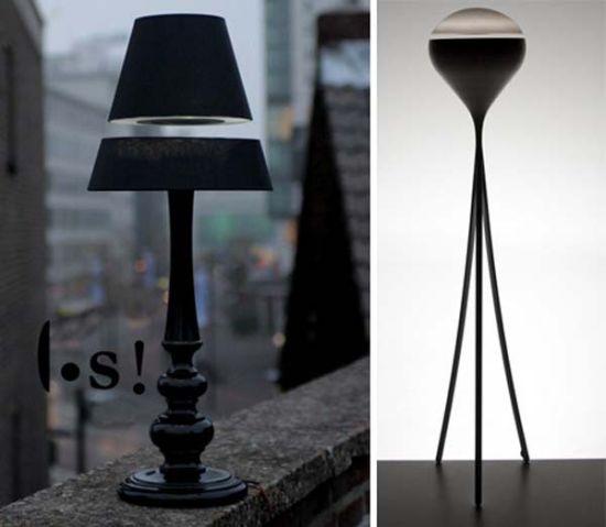 crealev los lamps