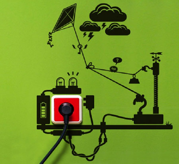 Creative electrical outltets