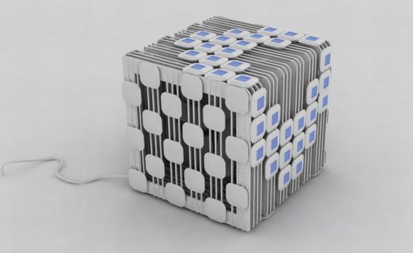 Cube Fan