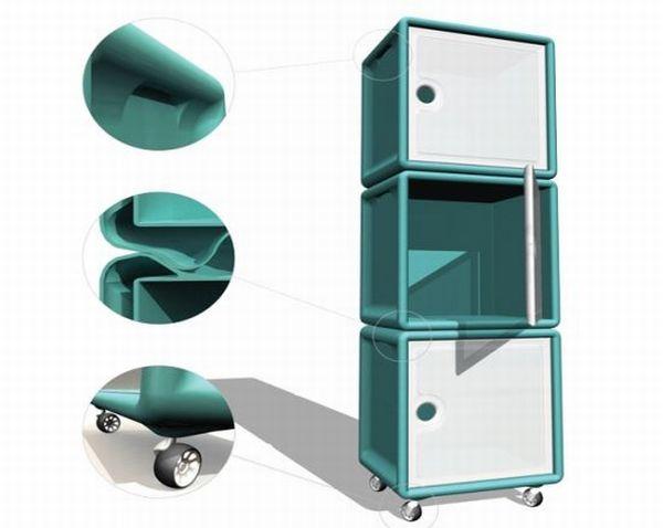 Cubit Modular storage system