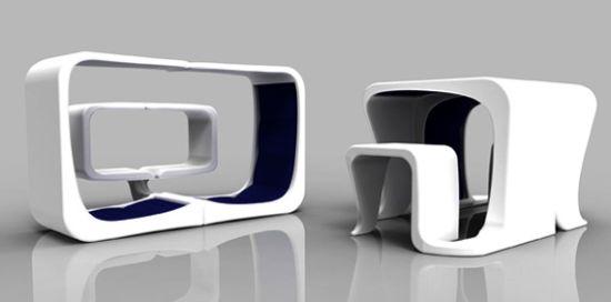 curv multifunctional furniture
