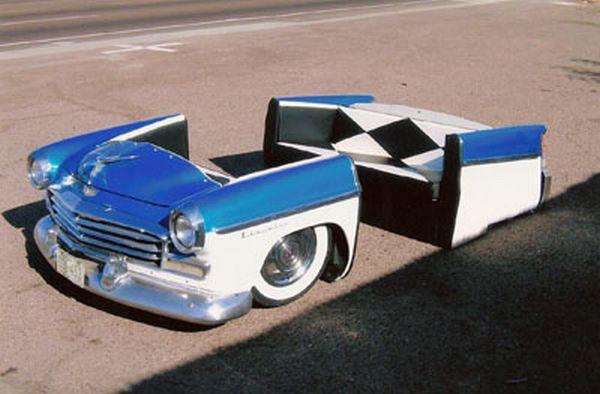 Custom Hotrod Furniture