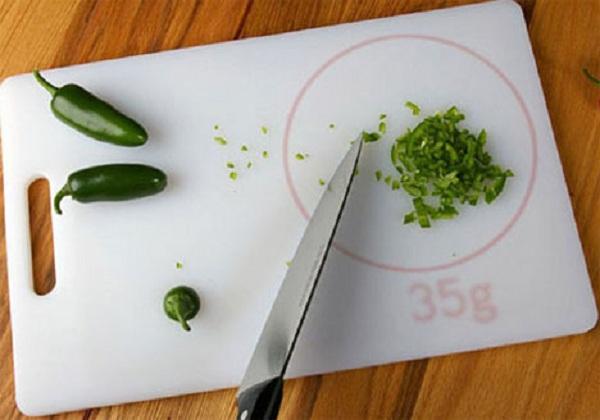 Cutting Board Scale