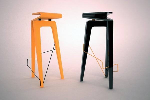 D Chair