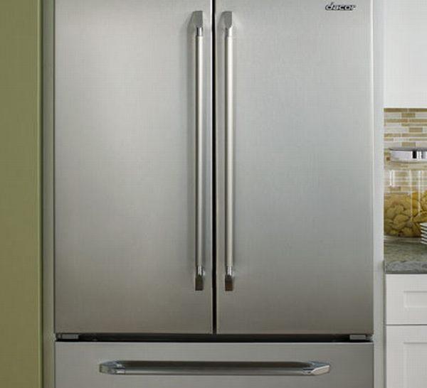 Dacor Epicure EF36LNFSS 19.8 CuFt Counter Depth Bottom Freezer Refrigerator