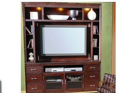 Most beautiful wood TV stands - Hometone