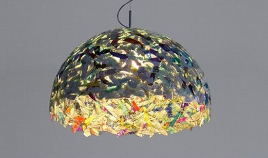 data pendant lamp