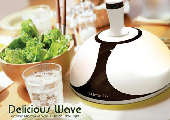 delicious wave microwave