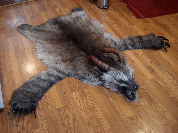 10 Unusual And Interesting Animal Rugs