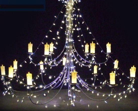 dex chandelier