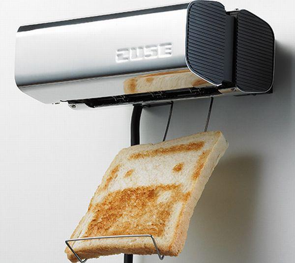 Digital image toaster