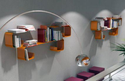 dimensional shelf