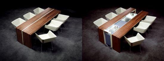 dining desk 7548