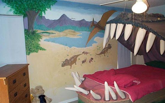 dinosaur bed3