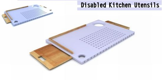 Utensil Designed To Help Visually Impaired Do Kitchen Work With Ease Hometone Home
