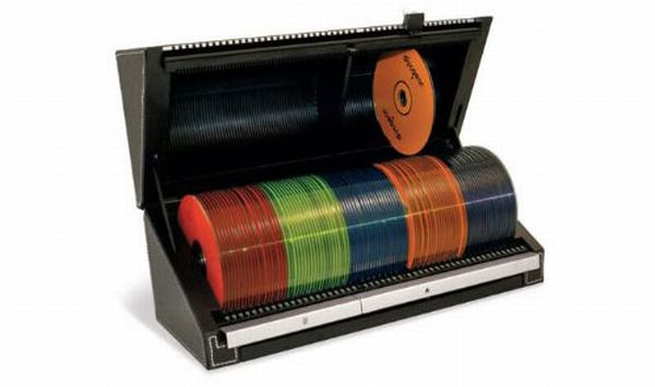 Discgear Selector 100 Disc Hd Storage System
