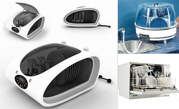 Pick The Smallest Dishwasher For Yourself Hometone