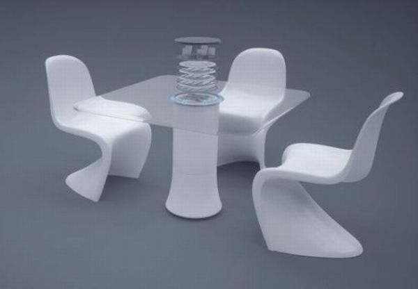 Dishwashing Table concept