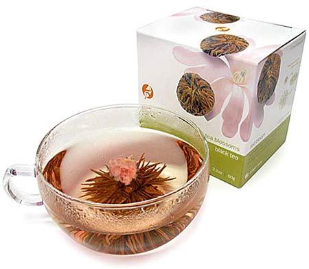 display tea