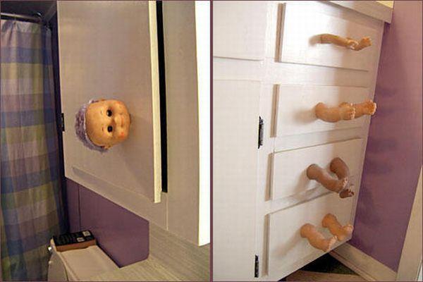 Doll Drawer Pulls