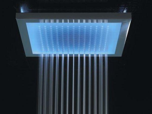 domolight shower head