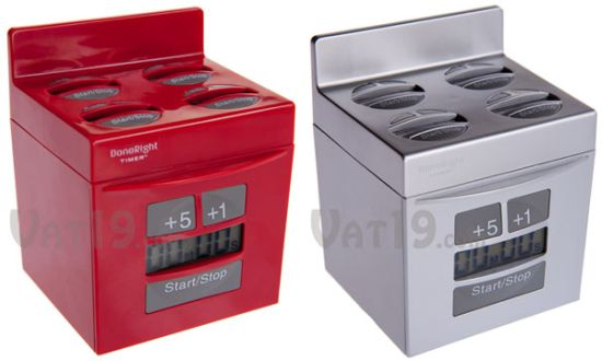 done right multiple kitchen timer 1