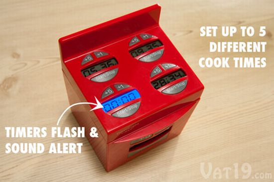 done right multiple kitchen timer