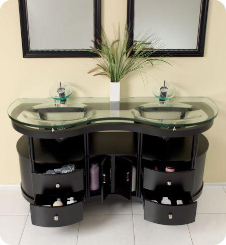 Beautiful Yet Cheap Bathroom Vanities Hometone