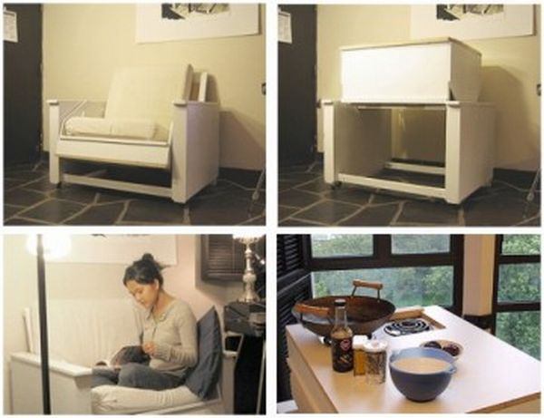 DoubleSpace Kitchenette