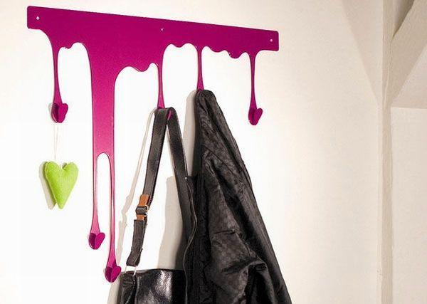 Drop XL paint drop coat hangers